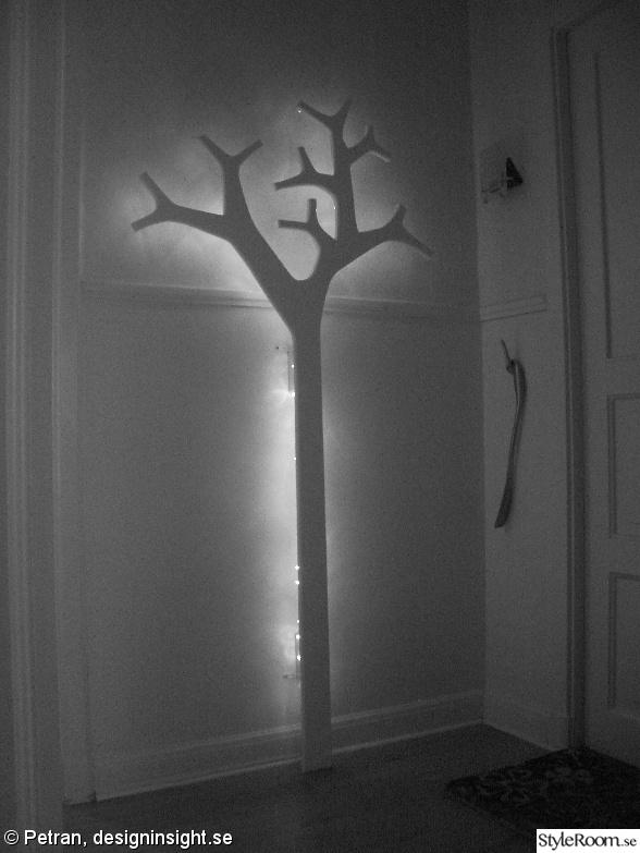 klädhängare,träd,swedese