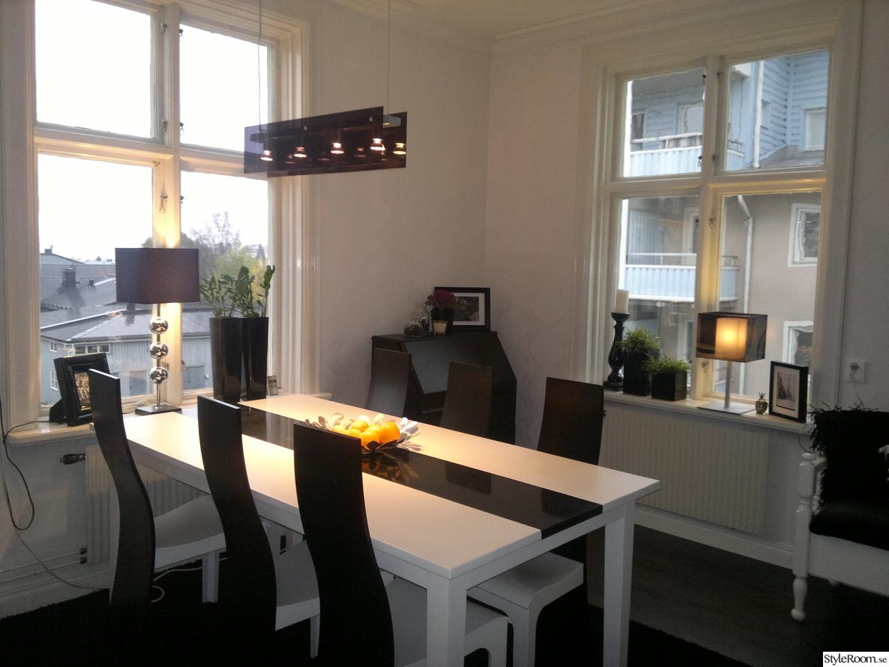 Svart Koksbord : svart koksbord  kok,koksbord,lampor,svart vitt