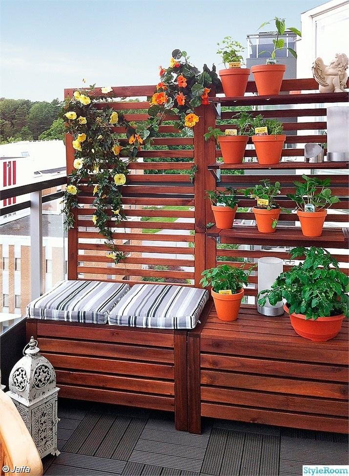 rusta hylla bambu ~ inspiration för balkong (82 bilder)