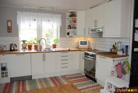 Pentry Kok Ikea : kakel till kok goteborg  vitt fasat kakel Inspiration och