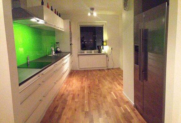 gr?nt k?k ikea  DIY Greenroom! IKEA Livet Hemma ? inspirerande