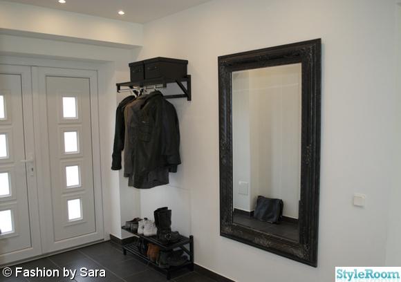 hall,hallmöbler,spegel