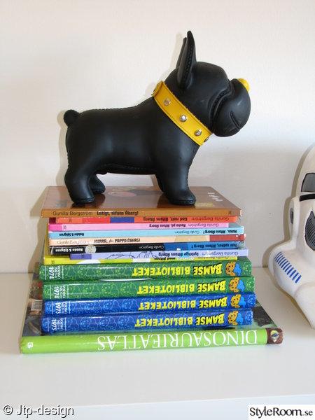 hund,sparbössa,böcker