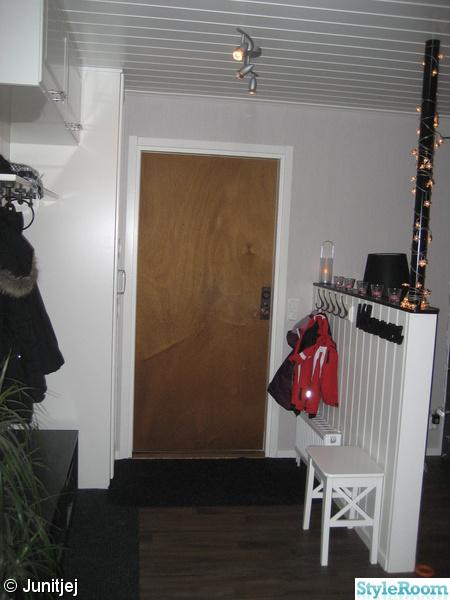 Renovering av köket och hallen i gamla radhuset Ett inredningsalbum på StyleRoom av Junitjej