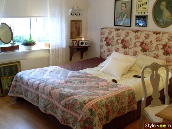 Romantisk sänggavel från Mio möbler Diskutera Köp& Sälj på StyleRoom