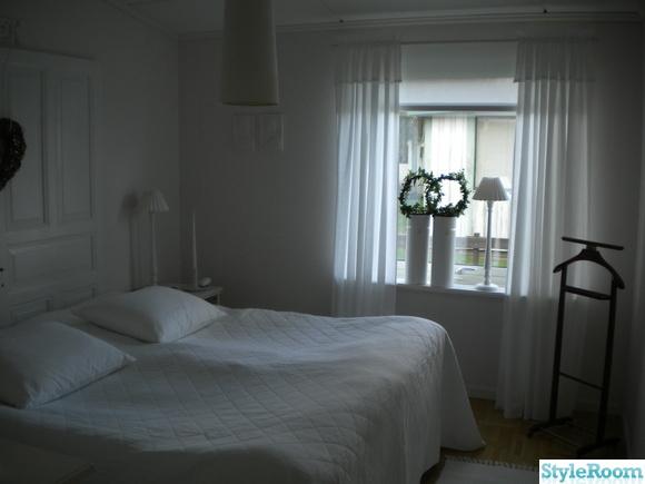 Sovrum i vitt och lantlig stil Ett inredningsalbum på StyleRoom av oldis74