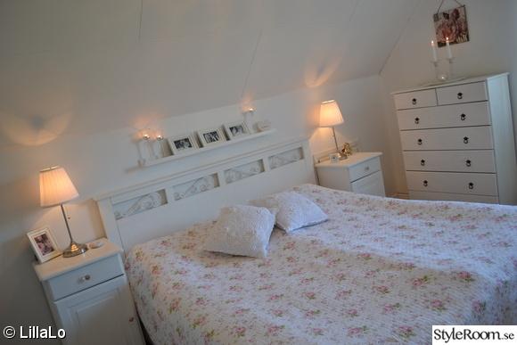 romantiskt sovrum Inspiration och inredningstips